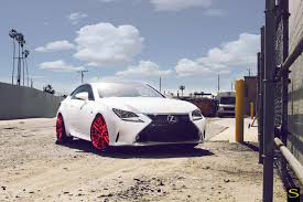 lexus rims bubbling lexus rc 350 f sport with savini black di forza wheels pics