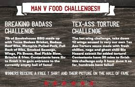 Challenge Directions Longhorns Tex Wing Challenge Foodchallenges