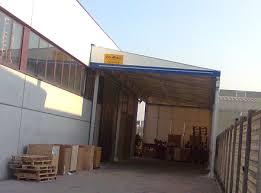 capannoni mobili usati coperture mobili tunnel e tettoie mobili