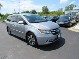 used 2016 honda odyssey 5dr touring elite honda of tiffany