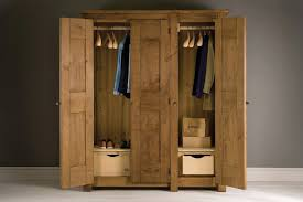 Armoire Hanging Closet Closet Armoire Wardrobe Closet Diamond Point Solid Wood Wardrobe