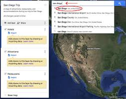 Google Map Of Mexico by Custom Google Map To Plan Your Trip Step By Step Guide Venuelust