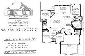 2 car garage sq ft 1701 2200 sq feet 3 bedroom house plans