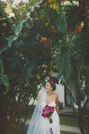 wedding dress di bali magical bali wedding on a floating stage aldi and juliana