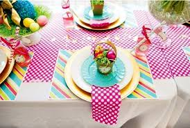 Easter Themed Table Decorations by Beautiful Easter Table Decoration Ideas