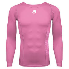 light pink t shirt mens mens compression long sleeve top light pink blackchrome