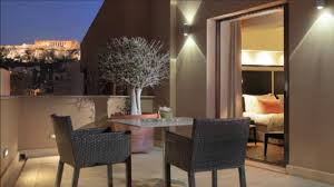 o u0026b athens boutique hotel athens greece youtube