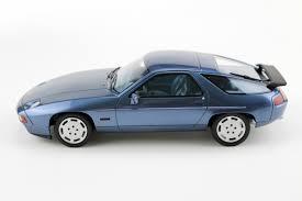 porsche 928 white ls collectibles porsche 928 s4 pre order 1 18 blue ls022a