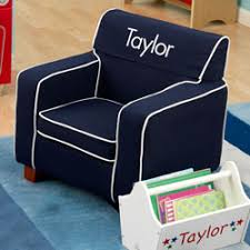 Armchair Upholstered Personalized Blue Chairs Laguna Chairs Armchair Upholstered