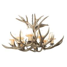 Authentic Antler Chandelier Naturally Shed Antler Chandeliers Black Forest Décor