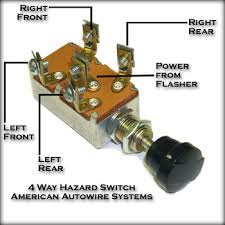 hazard switch trifive com 1955 chevy 1956 chevy 1957 chevy