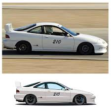 1997 acura integra type r u2013 j7artwork