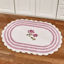 Plum Bath Rugs Bathrooms Design Pink And Black Bathroom Rugs Fieldcrest Bath