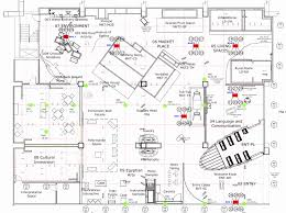 electrical floor plan drawing electrical floor plan awesome museum exhibition design museum