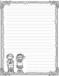 letter writing paper friendly letter writing paper friendly letter writing paper and