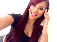 what color is cyn santana new hair color cyn santana cyn blu nikki nicole rasheeda beauty