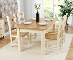 kitchen table furniture traditional kitchen table and chairs cream farmhouse within