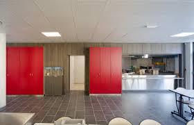 projet cuisine p馘agogique photographie réhabilitation et extension du lycée hôtelier le