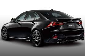 lexus sedan specs japanese spec 2014 lexus is f sport spiced up with trd parts