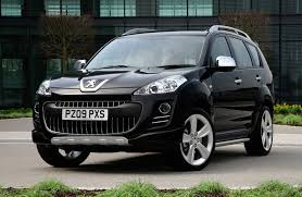 peugeot new models peugeot 4007 hatchback review 2007 2012 parkers