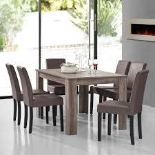 Esszimmer Stuhl Zu Holztisch En Casa Esstisch Eiche Dunkel Mit 6 Stühlen 180x100 Tisch Stühle