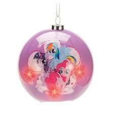 my pony ornaments decor
