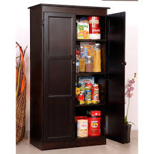 Kitchen Pantry Cabinet Furniture by Pantry Cabinet Design Ideas The Decoras