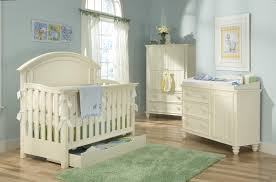 Convertible Cribs With Attached Changing Table by Bedroom Interesting White Sears Baby Cribs With Two Drawers And