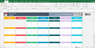 Free Excel Templates Excel Calendar Templates Free Printable Excel Template