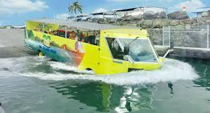 amphibious vehicle duck things to do in kailua kona hawaii