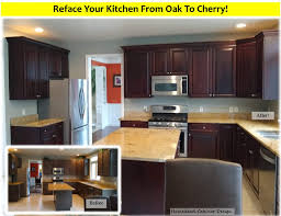 how to clean grease cherry wood kitchen cabinets cabinet refinishing homestead cabinet design