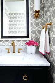 Wallpaper Bathroom Ideas Lucky Fish Wallpaper Ias Wall Coverings Bedrooms Bathrooms