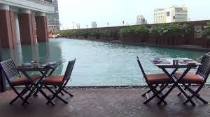 Garageneinfahrt Am Hang Trailer Luxury Hotel Lebua State Tower Bangkok Tower Club