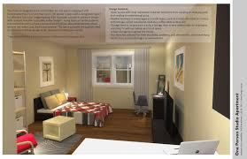 Efficient Studio Layout by 100 Apartment Layouts Apartment Layouts Harless Center