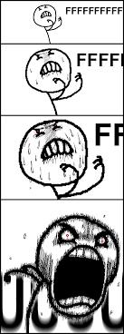 Rage Guy Memes - intense rage guy by nickanater1 on deviantart
