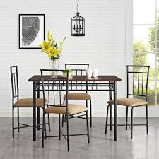 Discount Dining Room Chairs Sale by Kitchen Room Breakfast Dining Set 4 Piece Table Set 4 Chair