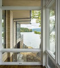 design modern architecture vermont birdseye