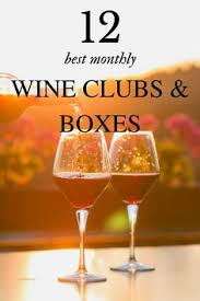 wine subscription gift 21 best wine subscription boxes and clubs wine box and wine