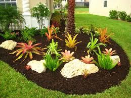 Landscape Rock Phoenix by Best 25 Florida Landscaping Ideas On Pinterest White
