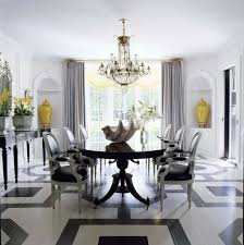 dining room crystal chandelier gorgeous dining room with crystal chandelier over large dining