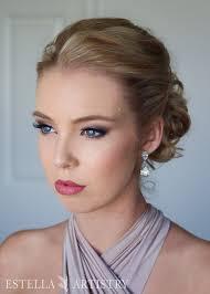 bridesmaid makeup wedding hair and makeup canberra canberra makeup artist airbrushed makeup