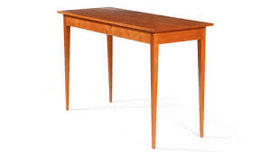 shaker end table plans woodworking projects and plans finewoodworking