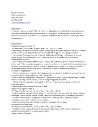 Order Selector Resume Cover Letter Sample Production Manager Resume Lab Production