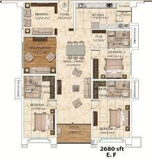 my floor plan aqua space developers my home bhooja floor plan my home bhooja