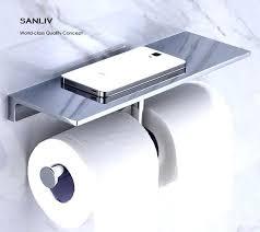 Bathroom Tissue Storage Bathroom Tissue Holder Roll Toilet Paper Holder With
