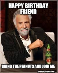 Friends Birthday Meme - happy birthday wishes for best friend quotes images memes