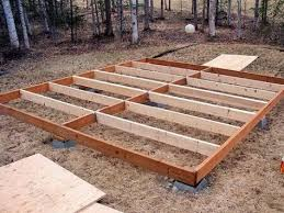 how to frame a floor learn how to build a shed with these plans colonial storage and