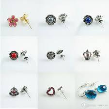 cheap stud earrings 2017 fashion jewelry cheap stud earrings silver plated women s