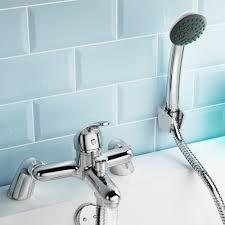 new modern chrome bath filler hand held shower mixer tap bathroom bathroom mirrors