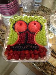 corset fruit tray for bridal shower bridal shower ideas